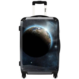 iKase 'Dolphins'  ,Carry-on 20-inch,Hardside, Spinner Suitcase