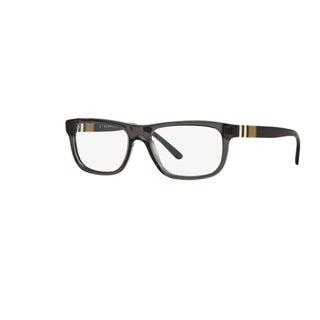 Burberry BE2197 3544 Grey Plastic Rectangle Eyeglasses w/ 53mm Lens