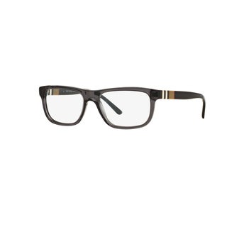 Burberry BE2197F 3544 Grey Plastic Rectangle Eyeglasses w/ 55mm Lens