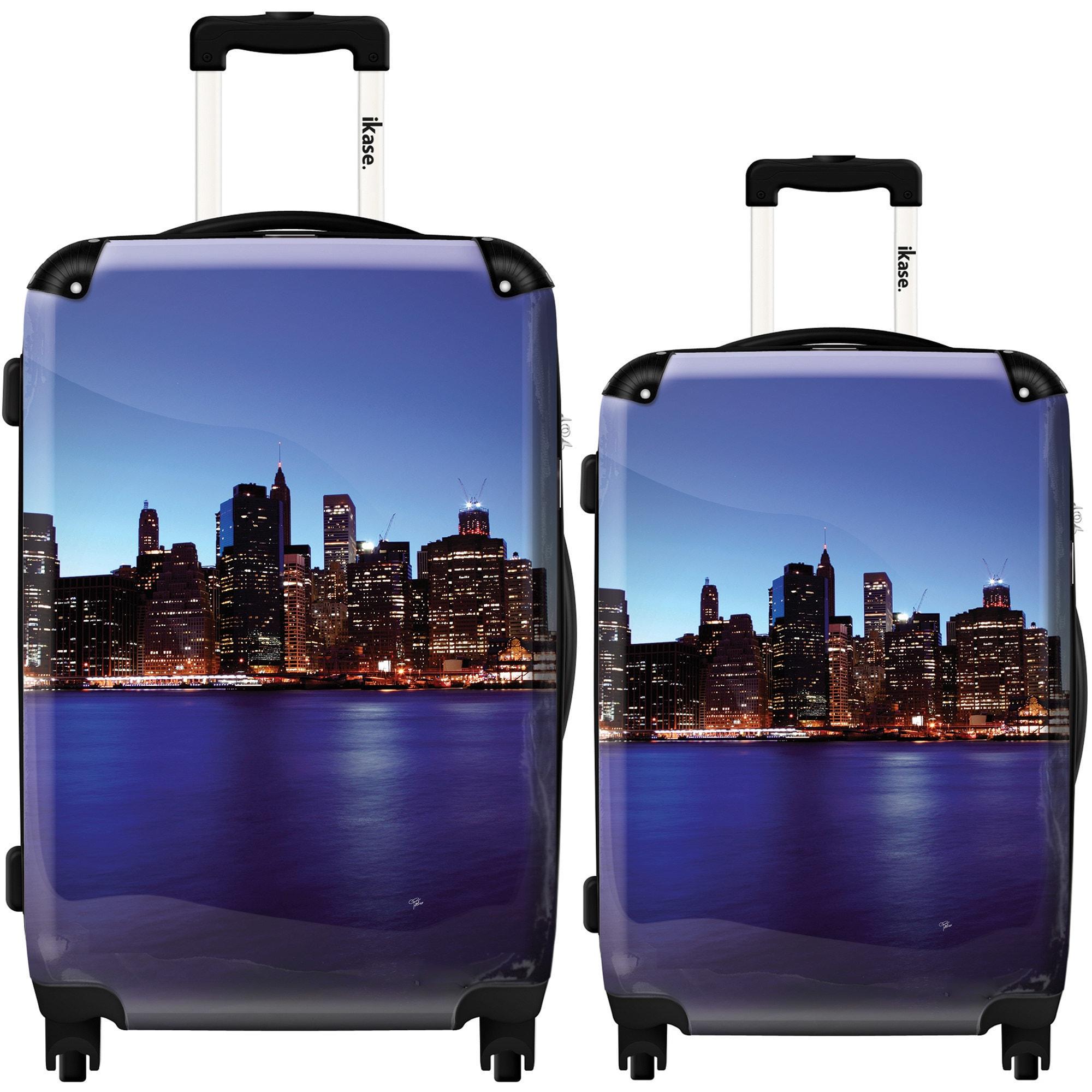 Ikase Hardside Spinner Luggage Brookyln