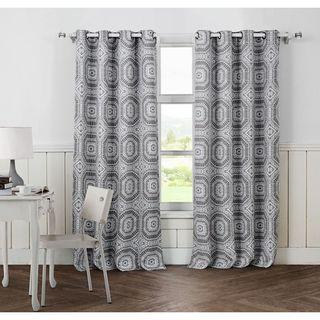 Avondale Manor Petra 84-inch Blackout Curtain Panel Pair