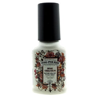 Poo-Pourri 2-ounce Rose Geranium Before-You-Go Toilet Spray