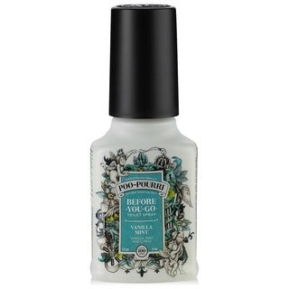 Poo-Pourri 2-ounce Vanilla Mint Before-You-Go Toilet Spray