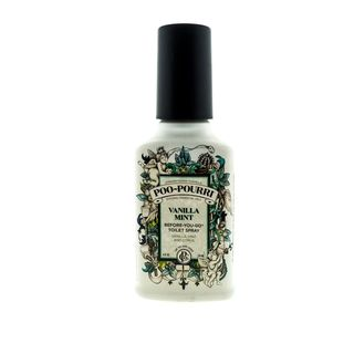 Poo-Pourri 4-ounce Vanilla Mint Before-You-Go Toilet Spray