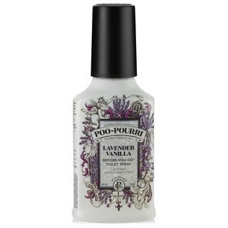 Poo-Pourri Lavender Vanilla 4-ounce Before-You-Go Toilet Spray