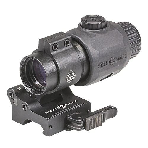 Sightmark XT-3 Magnifier With LQD Flip Mount