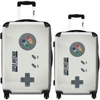 iKase 'Super Nintendo' 2-piece Fashion Harside Spinner Luggage Set