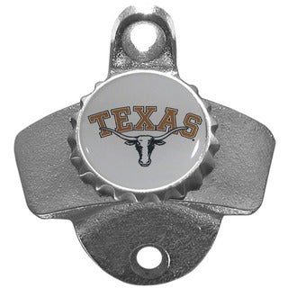 Collegiate Texas Longhorns Wall-mounted Bottle Opener