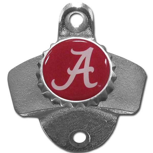 Collegiate Alabama Crimson Tide Wall-mounted Bottle Opener