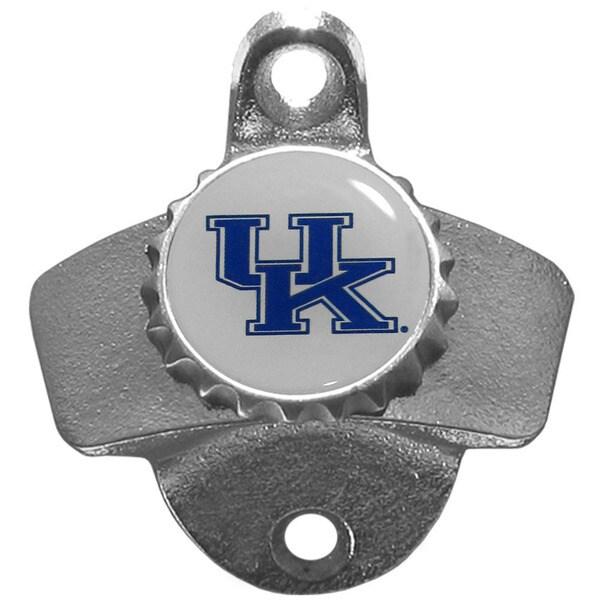 Collegiate Kentucky Wildcats Wall-mounted Bottle Opener