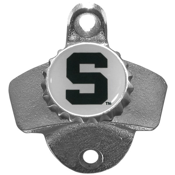Collegiate Michigan State Spartans Wall Mounted Bottle Opener
