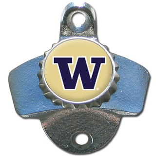 Collegiate Washington Huskies Wall-mounted Bottle Opener