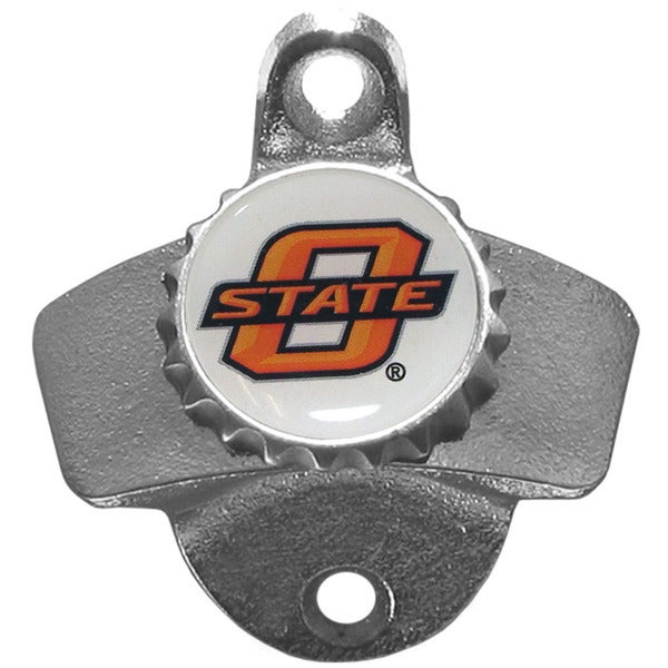 Collegiate Oklahoma State Cowboys Wall Mounted Bottle Opener