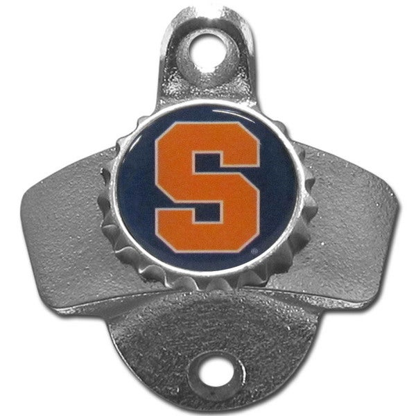 Syracuse Orange Wall-mounted Bottle Opener