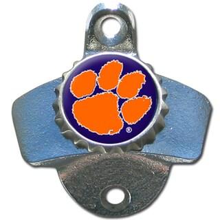 Collegiate Clemson Tigers Wall-mounted Bottle Opener