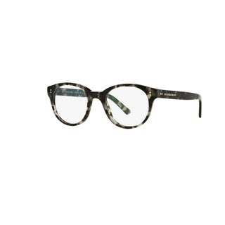 Burberry BE2194 3533 Grey Havana Plastic Phantos Eyeglasses w/ 48mm Lens