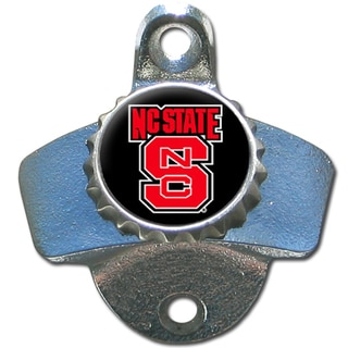 Collegiate N. Carolina St. Wolfpack Wall-mounted Bottle Opener