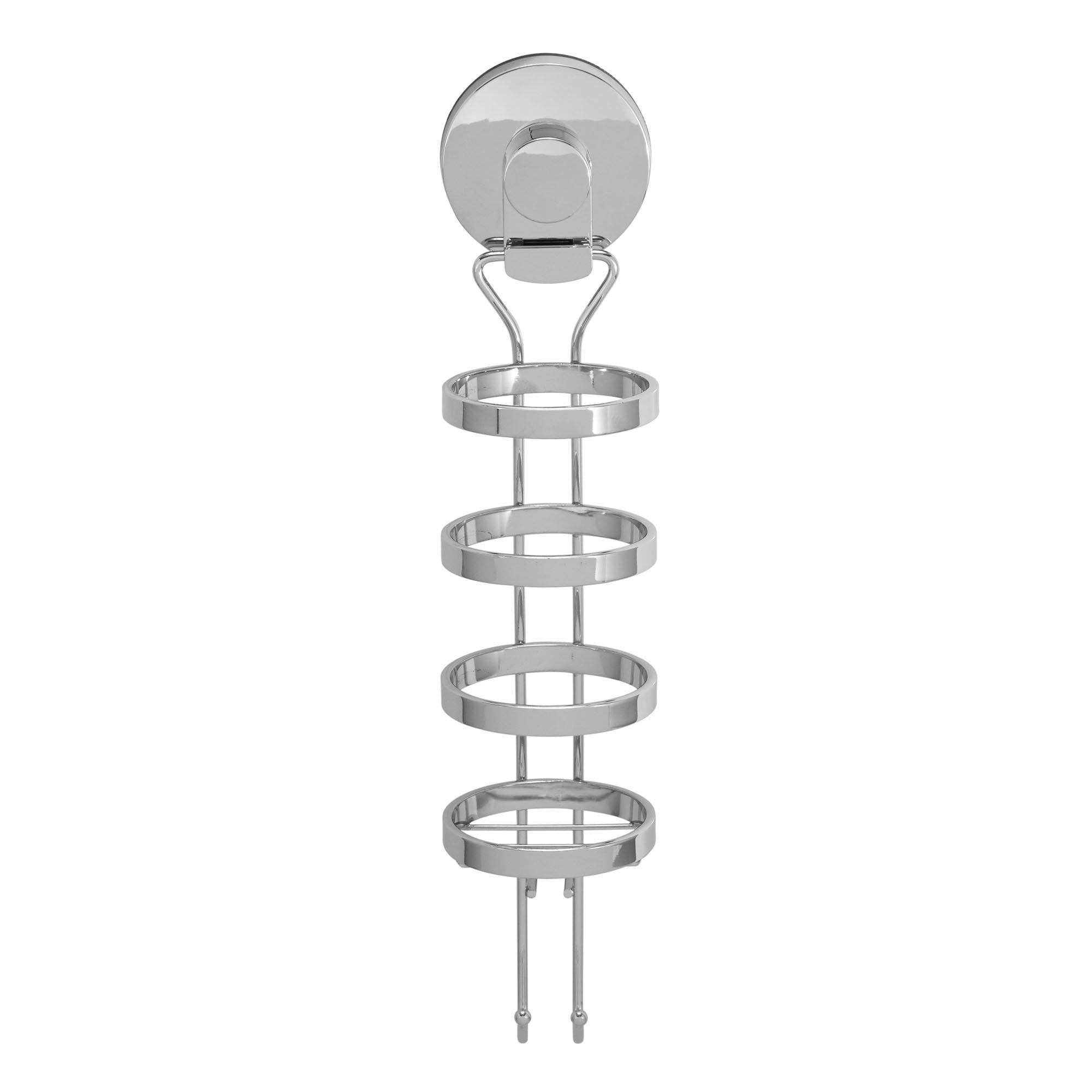 Everloc Solutions Suction Cup Hair Straightener Holder (S...
