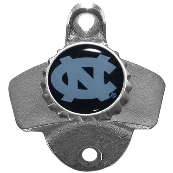 Collegiate North Carolina Tar Heels Wall-mounted Bottle Opener