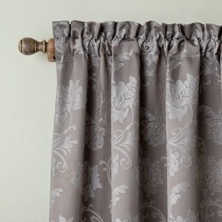 Lyon Jacquard 63-inch Curtain Panel