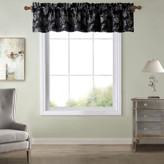 Lyon jacquard Window Valance