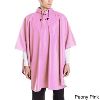 Charles River Apparel Unisex Pacific Poncho (Option: Peony Pink)