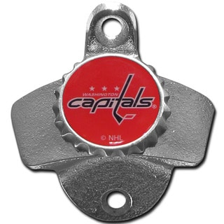 Washington Capitals Wall-mounted Bottle Opener