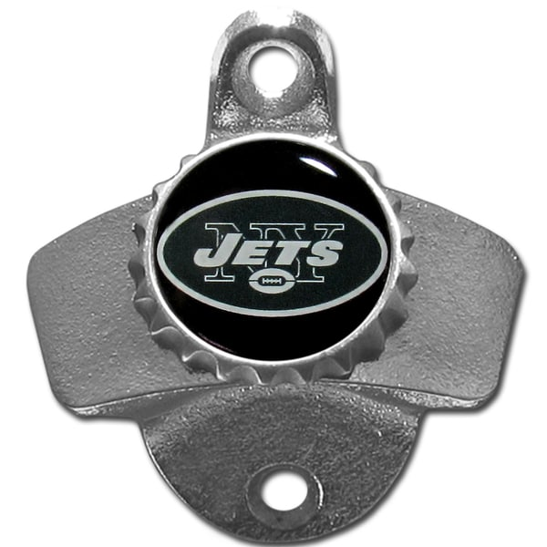 NFL New York Jets Wall-mounted Bottle Opener