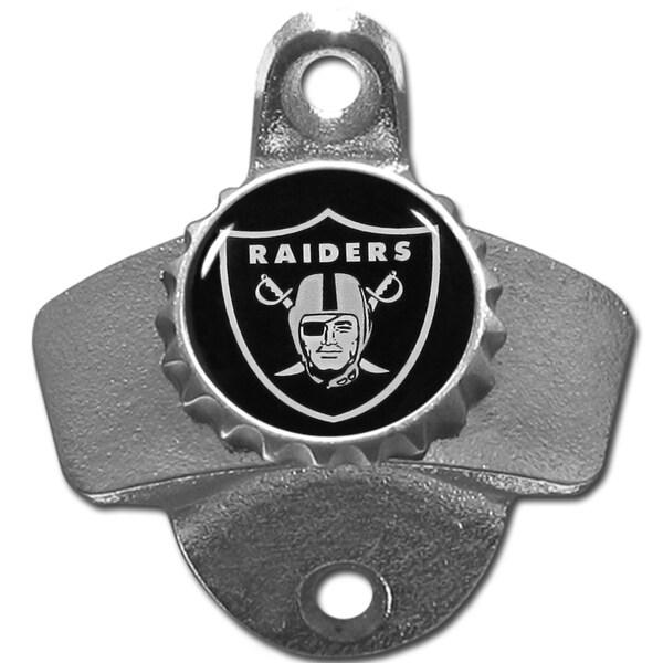 NFL Oakland Raiders Wall-mounted Bottle Opener