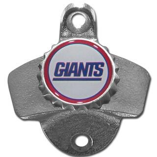 NFL New York Giants Wall-mounted Bottle Opener