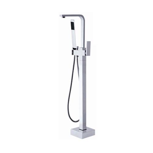 Vanity Art Freestanding Bathtub Faucet - Chrome - Free Shipping ...