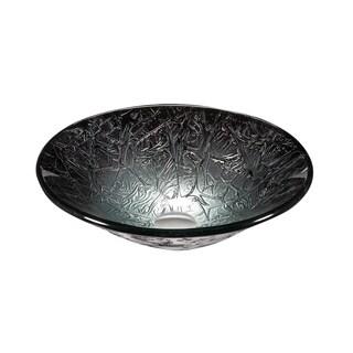 Legion Furniture Platinum and Silver Vessel Sink Bowl