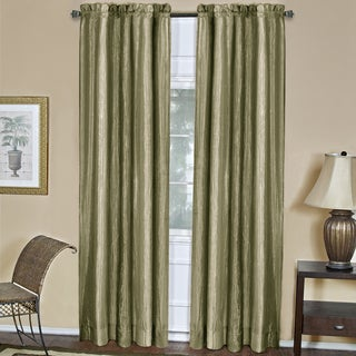 ACHIM Ombre Polyester Window Curtain Panel