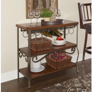 Powell Archer Cherry Sideboard