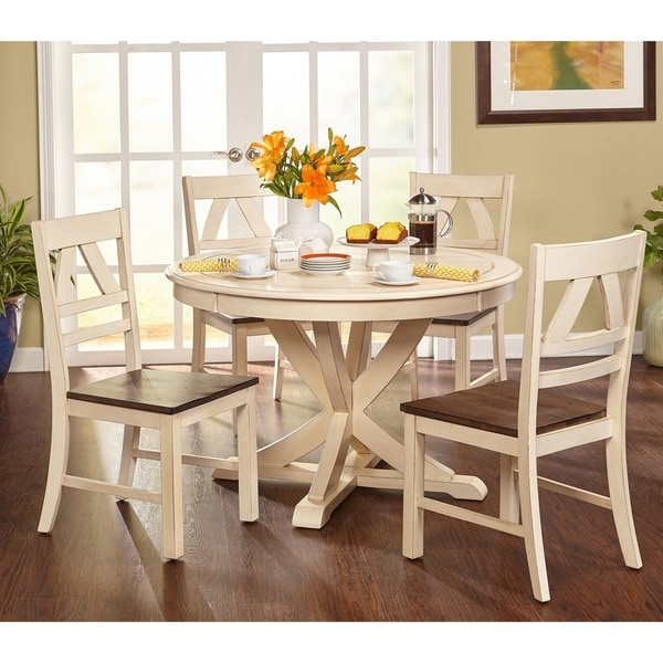 country style kitchen tables shop simple living vintner country style dining set on 6225