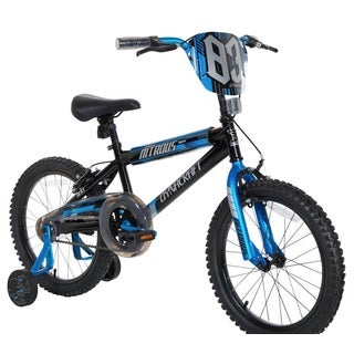 Dynacraft Nitrous Blue/Black Steel 18-inch Unisex Bicycle