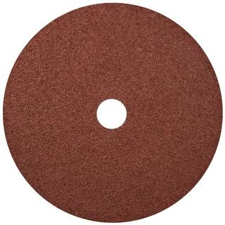 "Norton 01913 7"" 36 Grit Aluminum Oxide Fiber Disc"