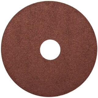 "Norton 02046 4-1/2"" 50 Grit Aluminum Oxide Fiber Disc"