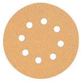 """Dewalt DW4304 5"""" 150 Grit Random Orbit Sanding Discs"""