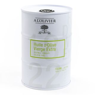 igourmet A l'Olivier Extra Virgin Olive Oil - 700ml Steel Drum
