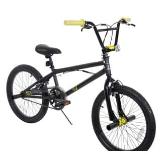 Dynacraft Threat Black and Yellow 20-inch Bike|https://ak1.ostkcdn.com/images/products/12378584/P19202127.jpg?impolicy=medium