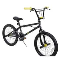 Dynacraft Threat Black and Yellow 20-inch Bike