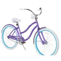 Dynacraft Island Breeze Purple 26-inch Bike