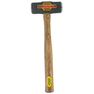 Seymour HE-4 41555 4 Lb Engineers Hammer Short Handle Sledge