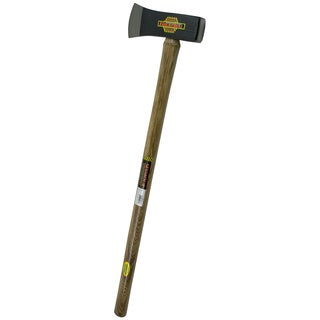 "Seymour SM-6 41580 6 Lb Sledge Eye Splitting Maul 36"" Hickory Handle"