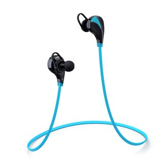 Bluetooth Headphones Noise-Isolating Wireless Headset with Microphone-High Quality Lightweight Design for Android and iOS Phones