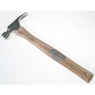 "Vaughan 1600 16 Oz 14"" Dalluge Trim Hammer Wood Handle"