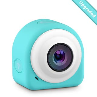 Blue/White 8-megapixel Mini Action Camera|https://ak1.ostkcdn.com/images/products/12378784/P19202314.jpg?impolicy=medium