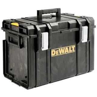 DeWalt DWST08204 Extra Large Tough System Case https://ak1.ostkcdn.com/images/products/12378843/P19202370.jpg?impolicy=medium