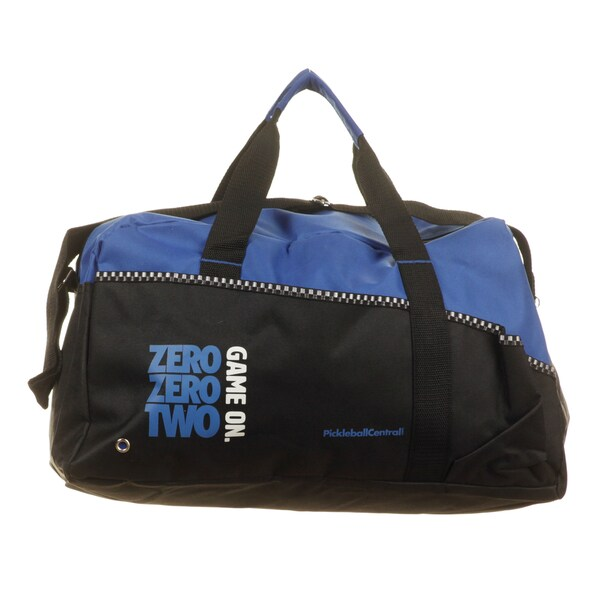 PickleballCentral Royal Blue Game On Duffle Bag